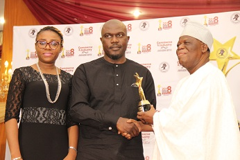 """NSE RECEIVES """"AWARD FOR CSR IN EDUCATION"""""""