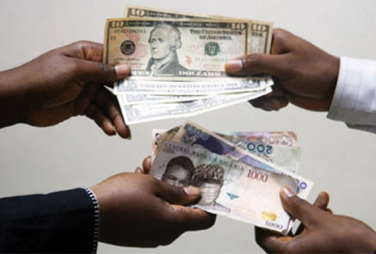 Naira gains marginally against dollar at parallel market
