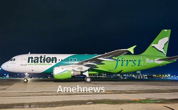 NCAA Grounded First Nation Airways' Operation