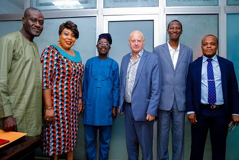Local Organising Committee of AGRITECH Nigeria, Osun 2018 visits SIFAX Group