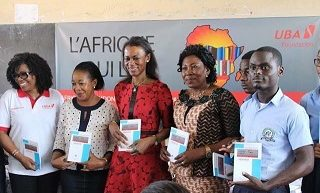 UBA FOUNDATION READING THROUGH REGIONS IN AFRICA