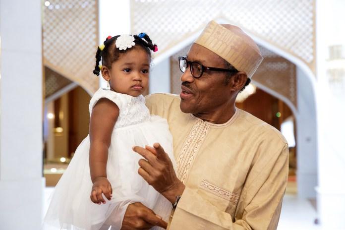 Children key to a bright future for Nigeria – President Buhari