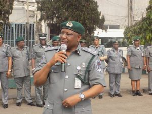Apapa Customs Boss Explains Why Foreign Clearing Agents Flood Nigerian Port