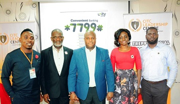 Unity Bank partners CITC Leadership Centre on capacity building