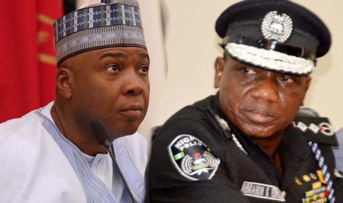 Senate team meets Buhari today over Saraki, IG row