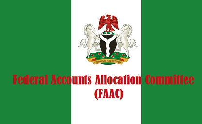 FAAC disburses N1.938trn among three tiers of government in Q1 2018