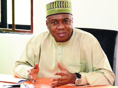 Saraki explains links with Offa robbery suspects