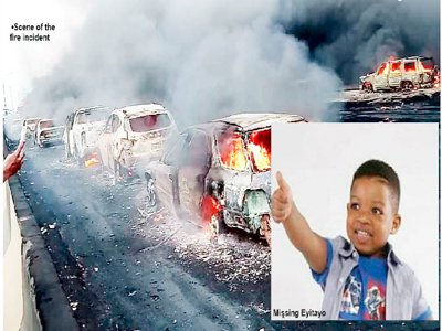 Lagos tanker fire: VICTIMS' RELATIVES STORM HOSPITALS