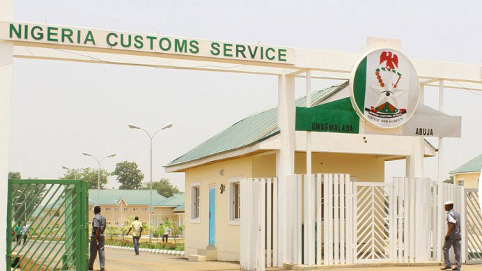 Customs Strike Force goes tough