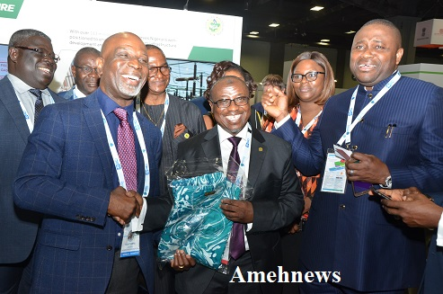 Nigeria Committed to Midwifing Gas-Driven Industrialisation- Kachikwu, Baru, Others Inform Investors
