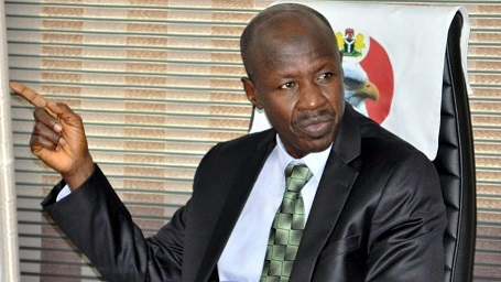 Some unscrupulous Customers are almost collapsing Nigerian banks — Magu