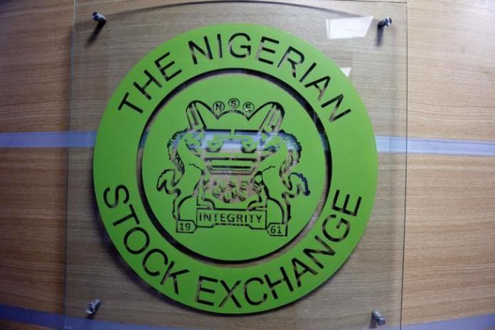 Nigerian Stock exchange transactions down by 0.10%