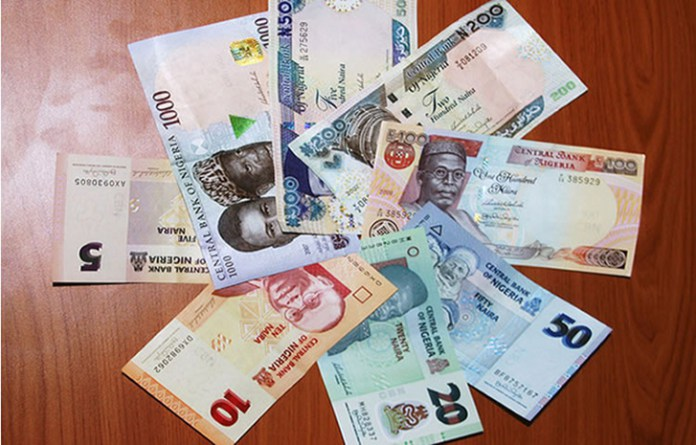 Naira appreciates against dollar at parallel market