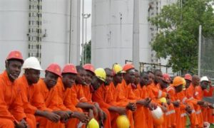 Shell's Workers Shutdown Its Export Terminal Over Remuneration Disparities