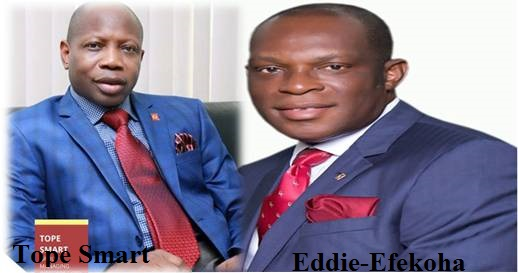 The Nigerian Insurers Association Chairman, Tope Takes Over From Eddie