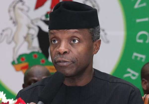 Osinbajo promises more funds for Trader Moni loan