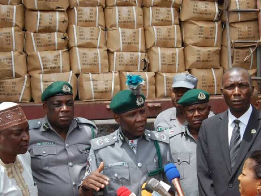 FOU 'A' IKEJA BOOSTS INTER-AGENCY COLLABORATION AS IT RELEASE CONTAINER OF SUSPECTED SUBSTANDARD LPG CYLINDERS TO SON