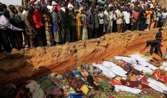 Anger over Plateau killings