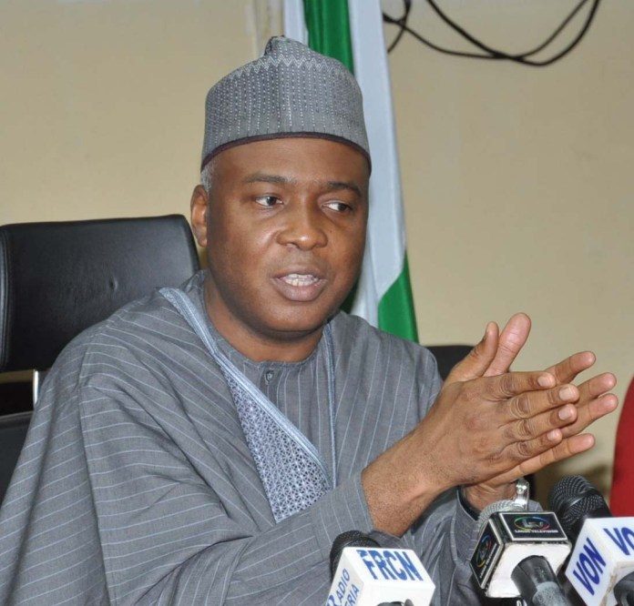 Saraki, Lalong: let's change Nigeria's security structure