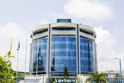DIESEL FIRE INCIDENT AT ECOBANK'S LAGOS HQ COMPOUND