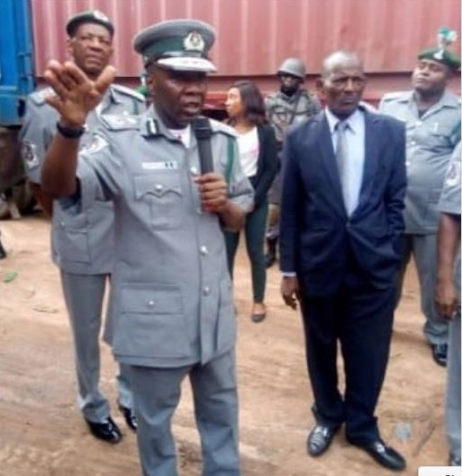 FOU Ikeja Confiscates Contraband Goods Worth N1.120bn in 42 days