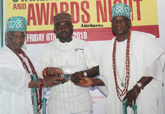 Modion Communications CEO, Odion Aleobua Emerges Nigeria's 'Outstanding PR Personality Of The Year'