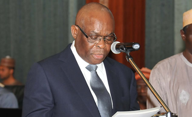 Onnoghen Applauds Judges Seminar; A Key To Boosting Admiralty Law