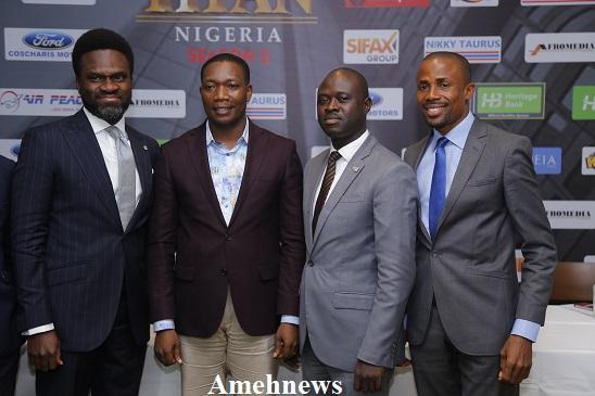 Youth Entrepreneurship: SIFAX Group Sponsors The Next Titan