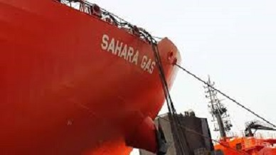 Sahara Gas Vessel boosts LPG availability with historic 7,000MT delivery to Nigeria
