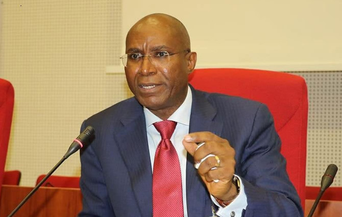 Mace theft committee indicts Omo-Agege