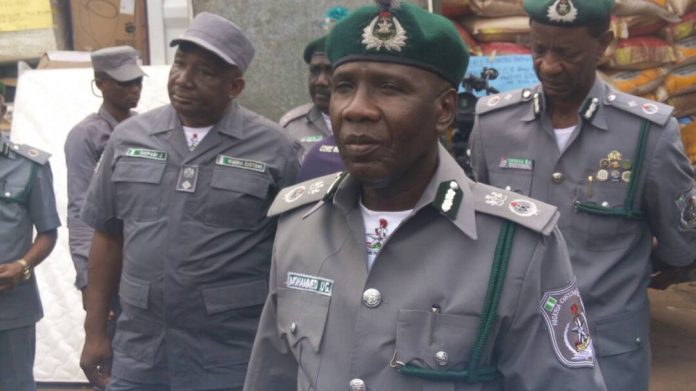 FOU Ikeja in 3 weeks; made seizures worth N1.4bn contraband goods