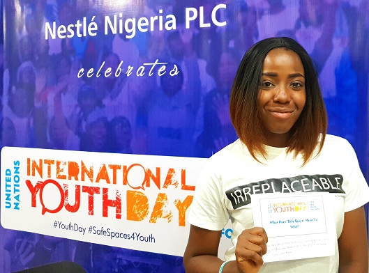 Nestlé Nigeria  Celebrates Youth Day: Creating Opportunities for Youth