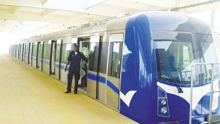 Abuja metro rail, first of its kind in Africa, says minister