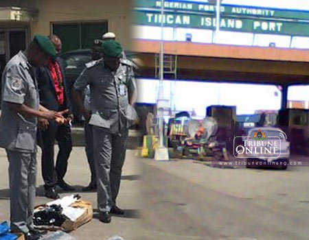 Apapa Customs Command generates N165bn in six months