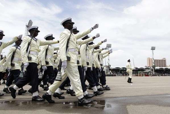 Nigerian Navy shutdown 150 illegal refineries