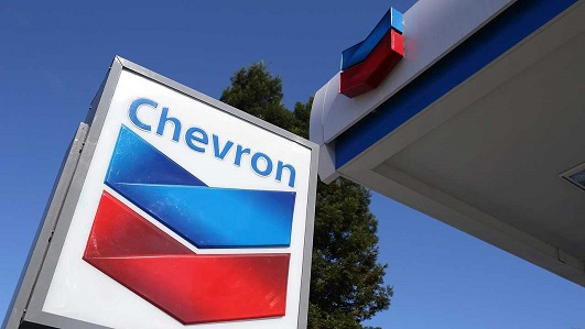 Chevron records 90percent mark decline,routine gas flaring in 9 years