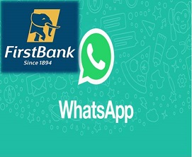 First Bank launches chat banking on WhatsApp