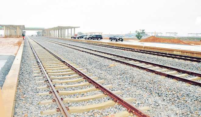 Lagos-Ibadan Standard Rail gauge to be ready in September