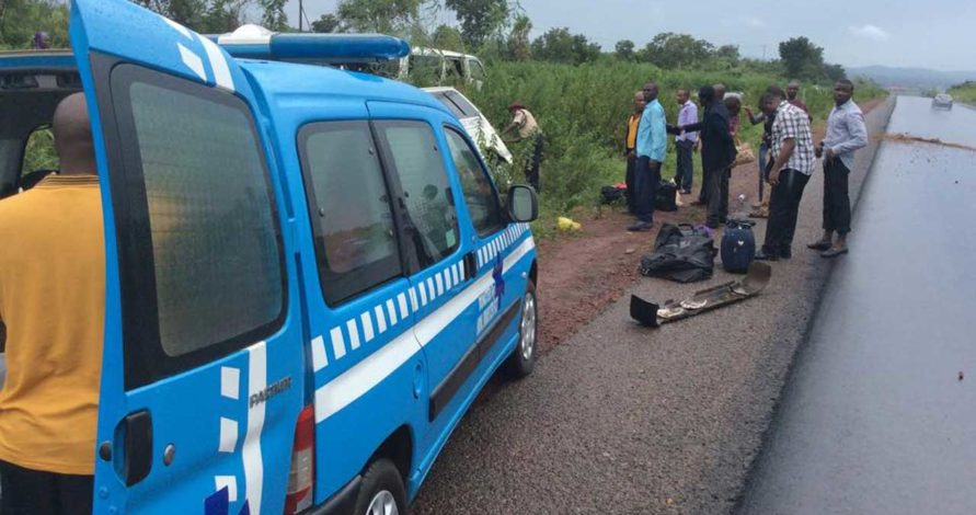 Expectant mother, others in Onitsha accident