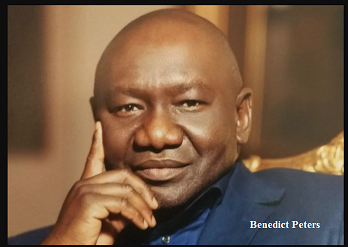 Benedict Peters, Aiteo Founder, Wins Forbes Oil & Gas Leader of the Year Award, 2018