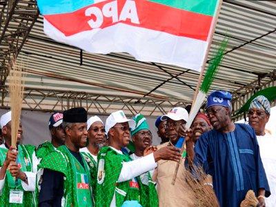 Osinbajo, Oshiomhole, governors, Akande, Tinubu: vote Oyetola