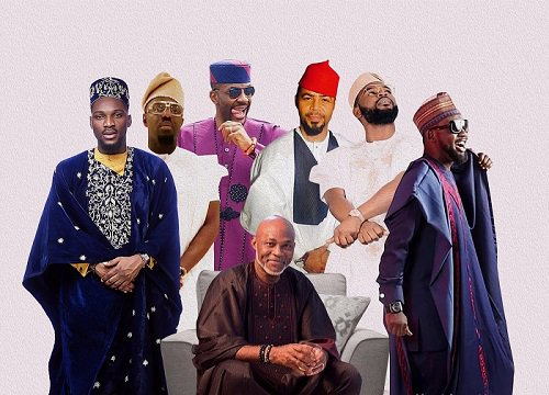 The Agbada Challenege: Who 'slays' more?