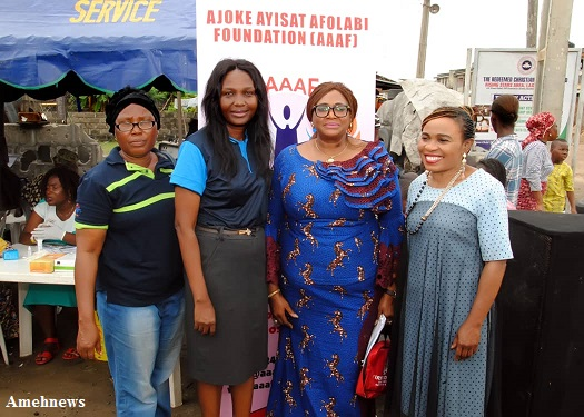 Ajoke Ayisat Afolabi Foundation celebrates 10th Anniversary