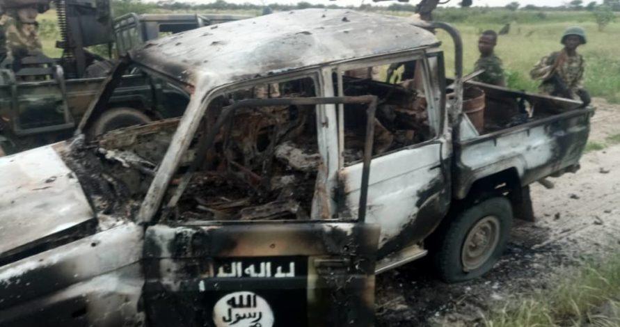 Troops kill seven insurgents in Borno village