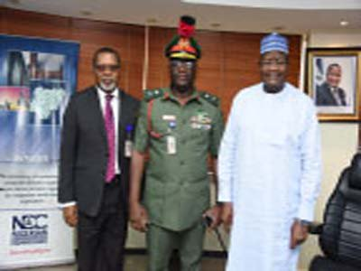NCC, NDA to deploy technology in military capacity building