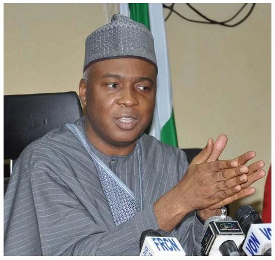 Ilorin land 'spuriously allocated' to Saraki, says Kwara govt