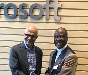 Access Bank partners Microsoft to improve banking security in Africa