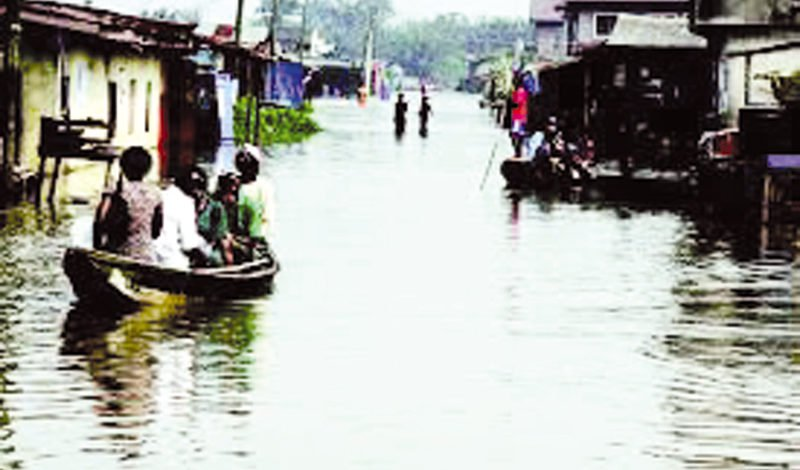 Deaths, destruction as floods ravage states