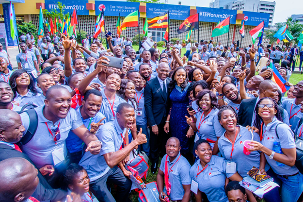 Tony Elumelu Foundation Entrepreneurship Holds 4th Annual Forum on October25, 2018