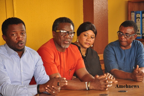 Katunga Media, Mrs Folake Ani Mumuney, Others discusses fake news